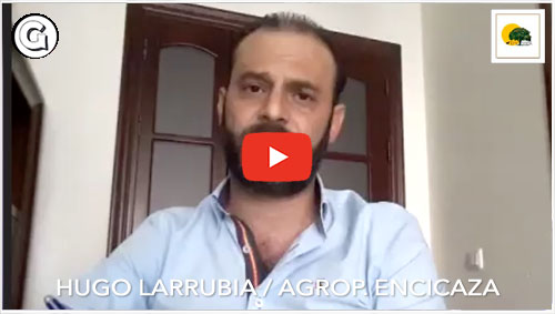 Entrevista a Hugo Larrubia