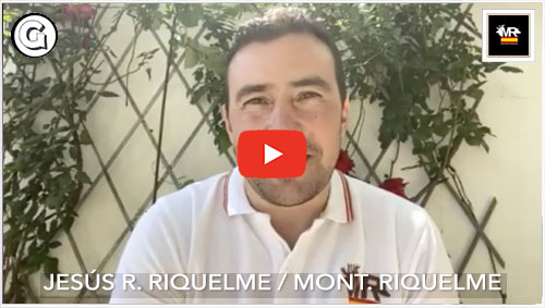 Entrevista a Jesús Riquelme