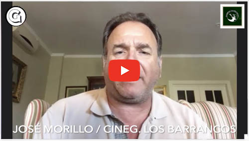 Entrevista a José Morillo de Cinegética los Barrancos
