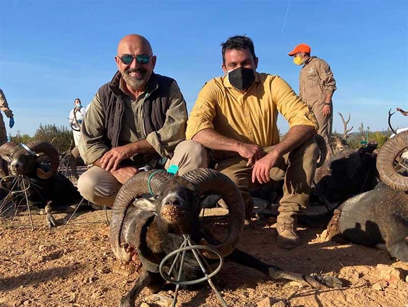 Resultado Montería Montera Baja 2020 Hunters Hispania