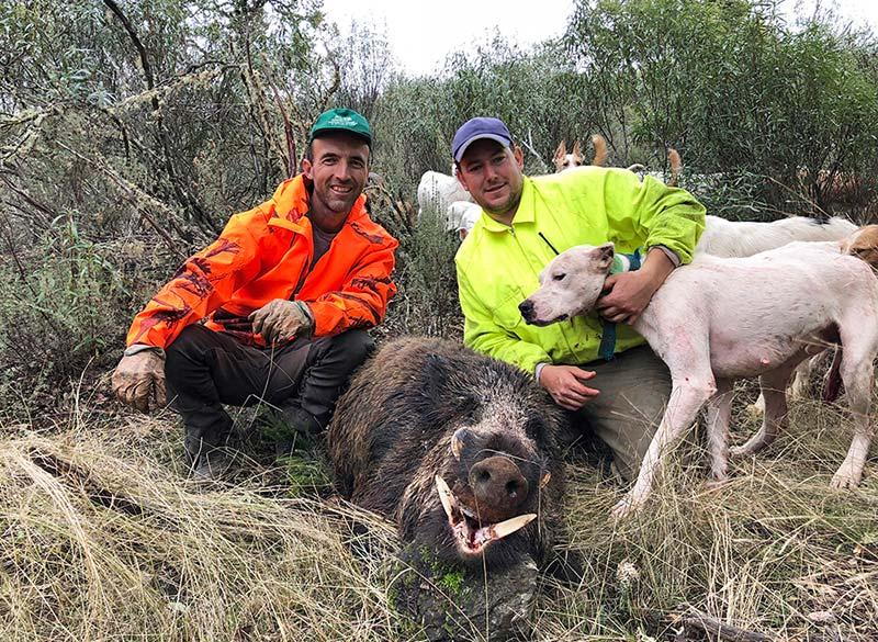 Resultado Montería El Hornillo 2018 Bosques y Caza