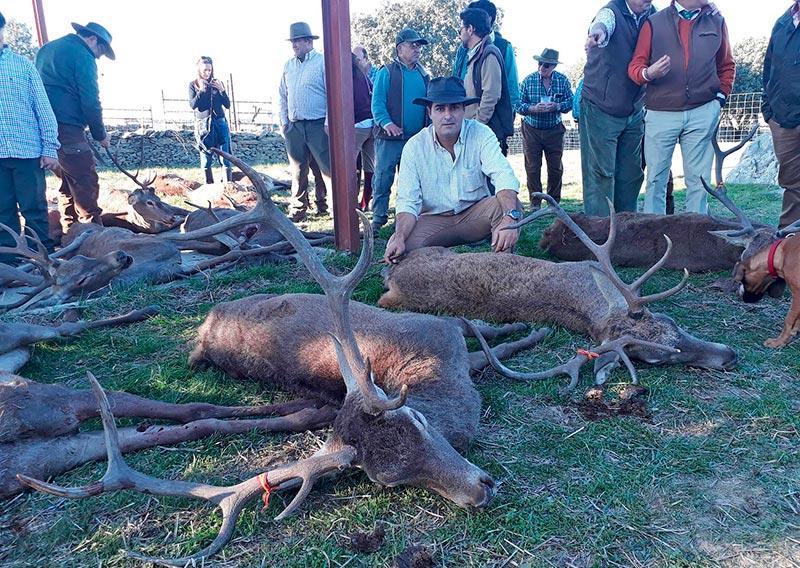 Resultado Montería La Liebre 2018 Puebla y Estellez
