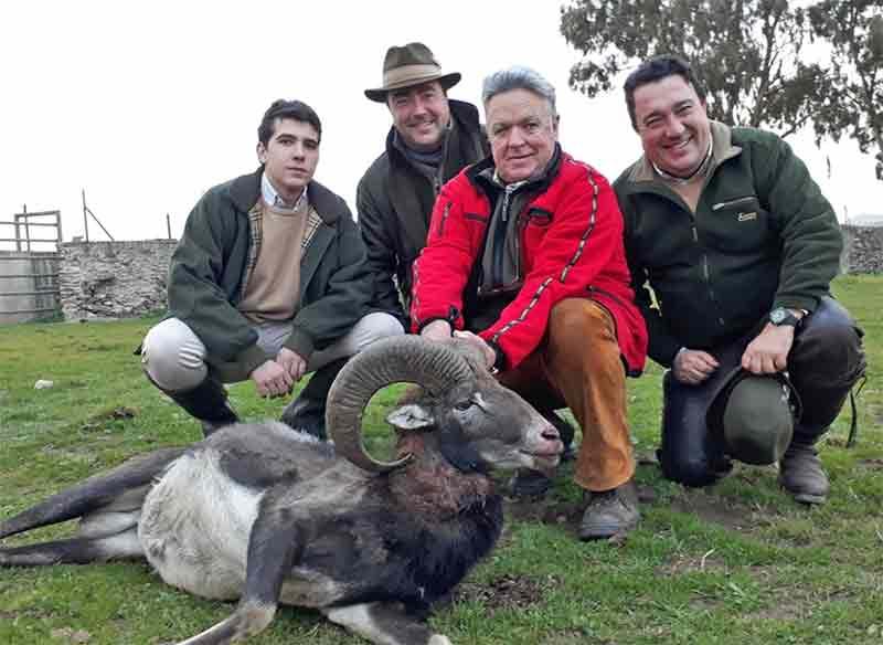 Resultado Montería Los Lapones 2018 Puebla y Estellez