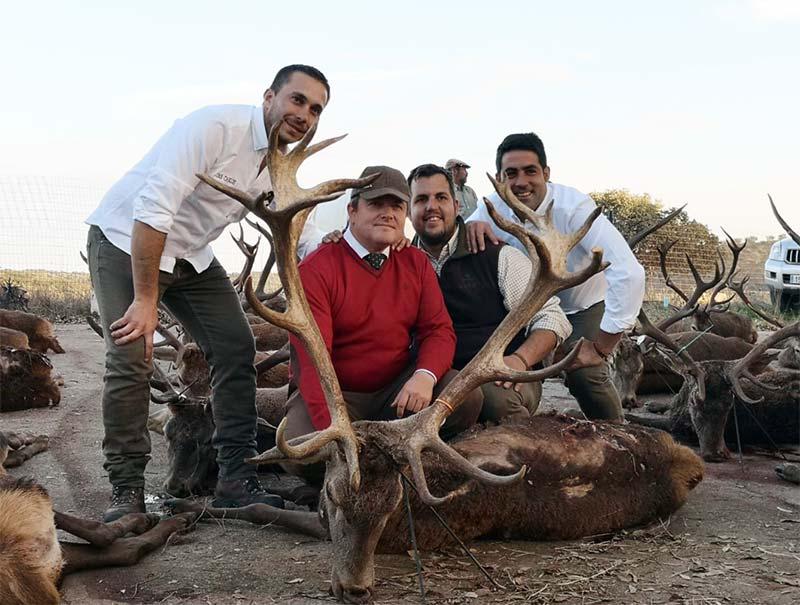 Resultado Montería Las Tapias 2018 Iberian Hunting