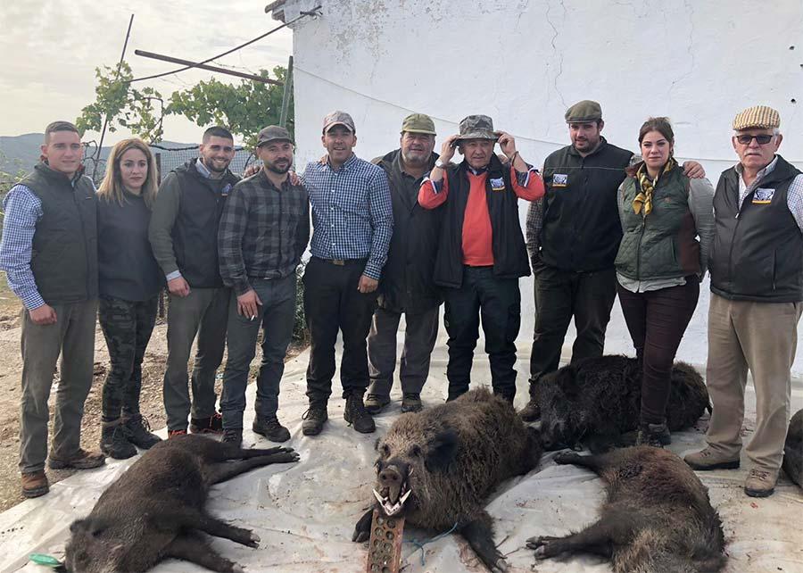 Resultado Montería Navas del Moro 2018 Monteros G 14