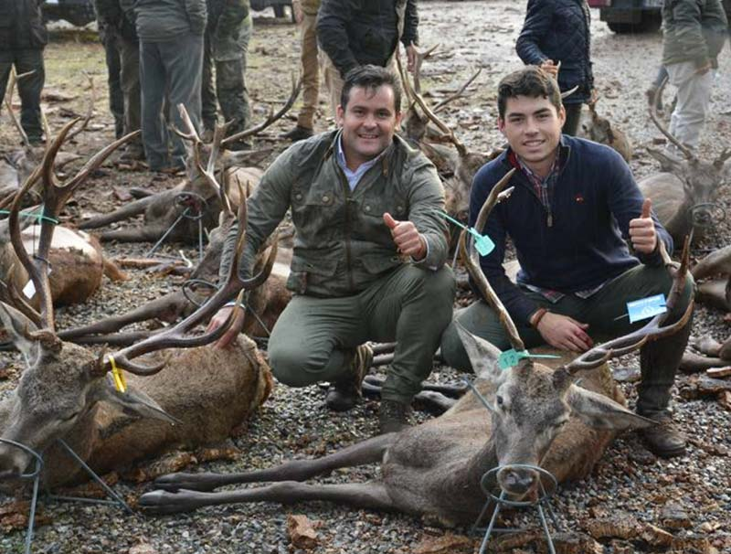 Resultado Montería Terrazos 2018 Hunters Hispania