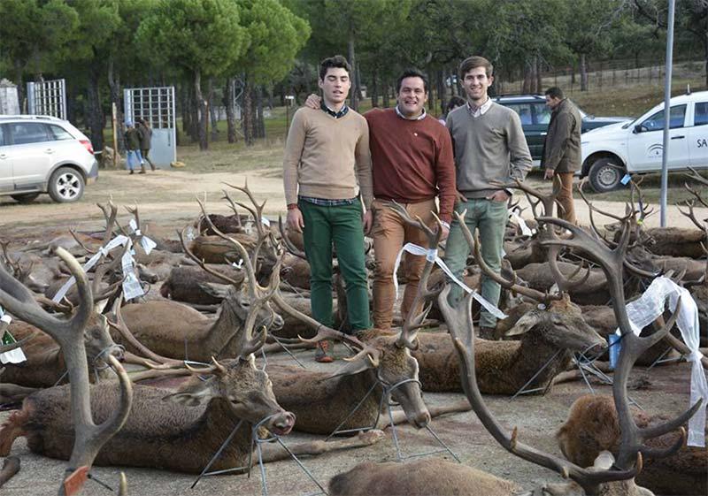 Resultado Montería Los Verecillos 2018 Hunters Hispania