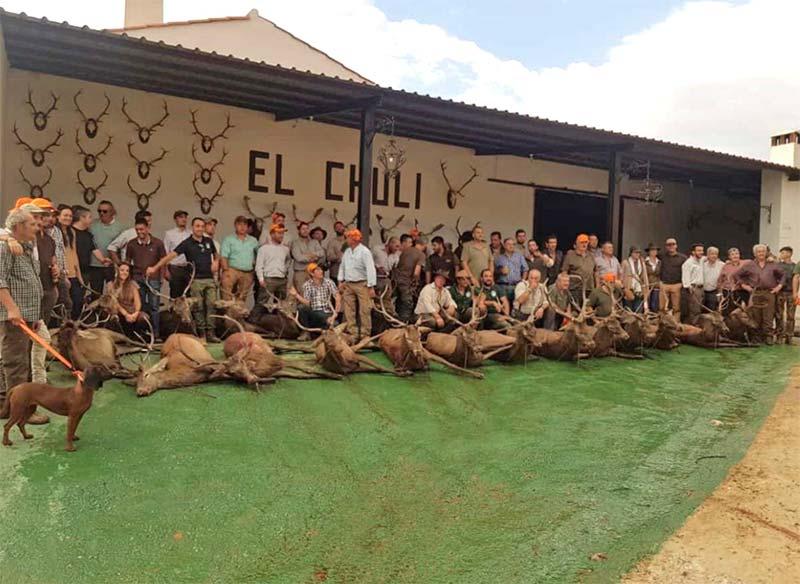 Resultado Montería El Chuli 2019 Lances Extremeños