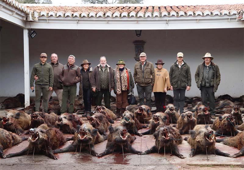 Resultado Montería Encomienda del Mochuelo 2019 Sierracaza