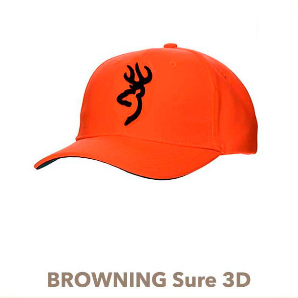 Gorra Browning Safety 3D2