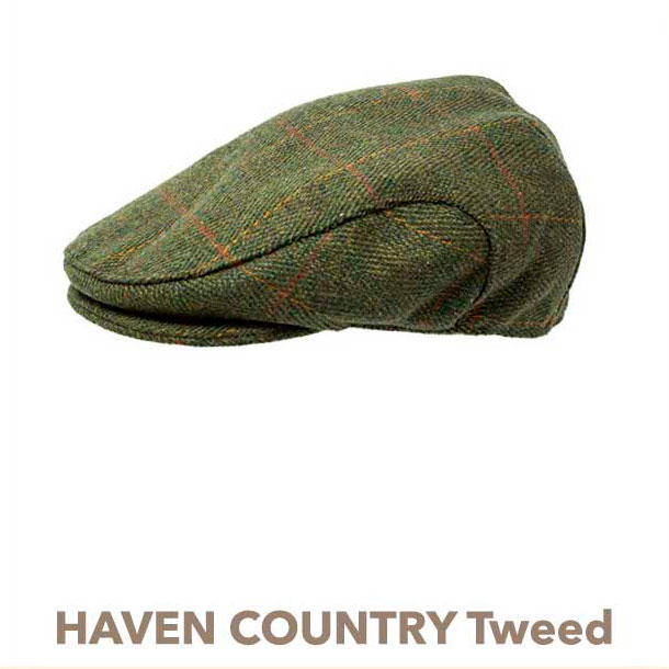 Gorra HAVEN COUNTRY Tweed2