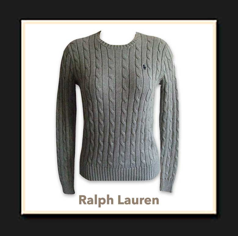 Jersey Caza Mujer Ralph Lauren
