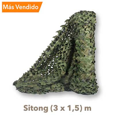 Red Camuflaje Sitong 3x15