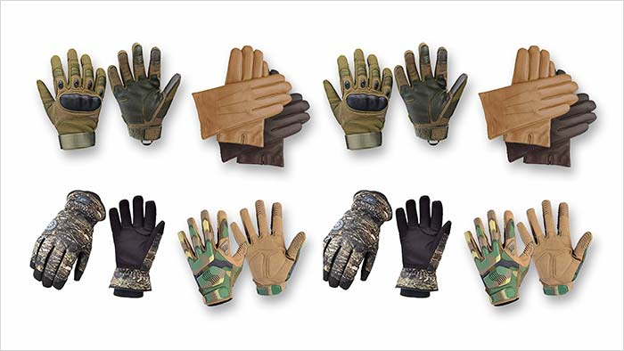 Collage Guantes