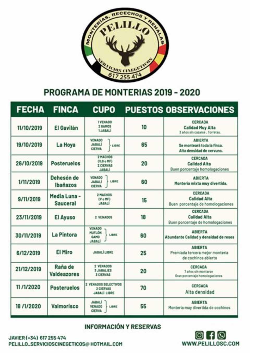 Programa Pelillo SC