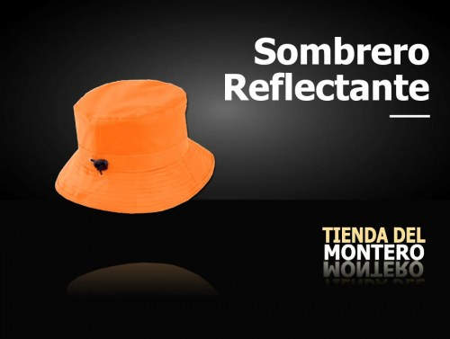 Sombrero reflectante